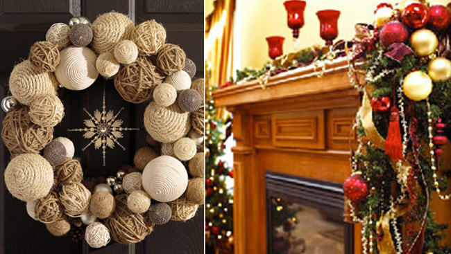 Christmas decor ideas from HomeHardware