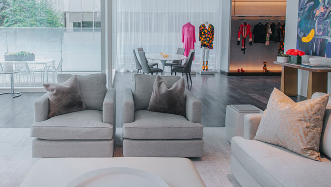 Holt Renfrew introduces The Apartment & Personal Shopping