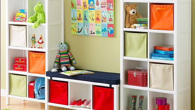 An A+ in  Home Organization