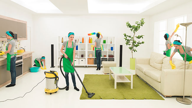 Tidy Up Your Home Cleaning Routine