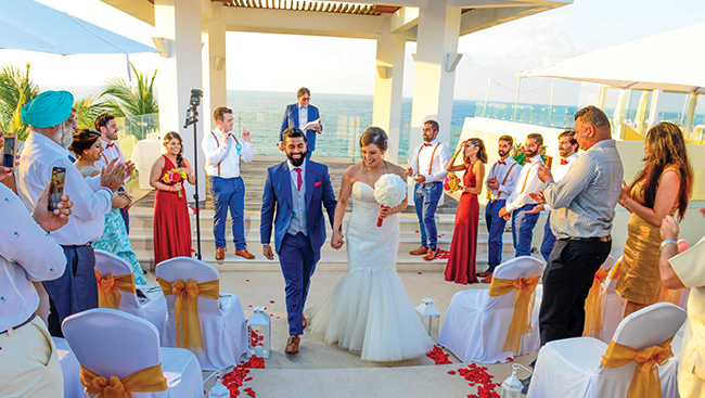 Wedding Story: Jag & Christie