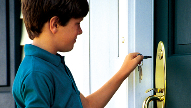 Back to School - The ABCs of Home Security