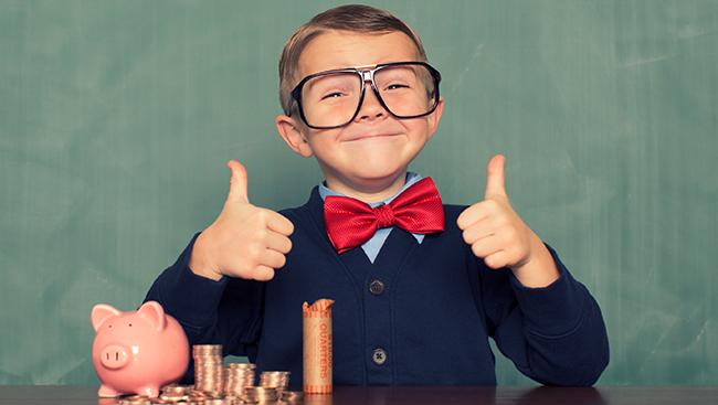 Teaching Kids Personal Finance