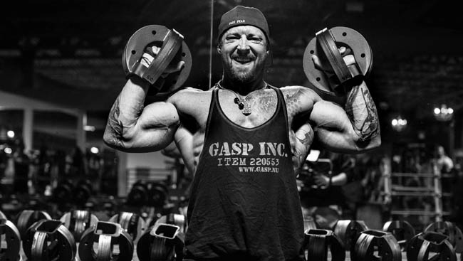 I THINK FITNESS EXPO brings Bollywood Celebrity Fitness Trainer Kris Gethin to Vancouver