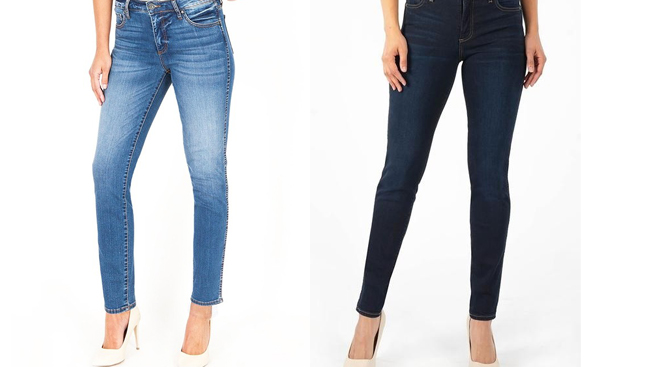 Kut From the Kloth Debuts Ultra-Flattering FAB AB Technique in Fresh Fall Denim Collection