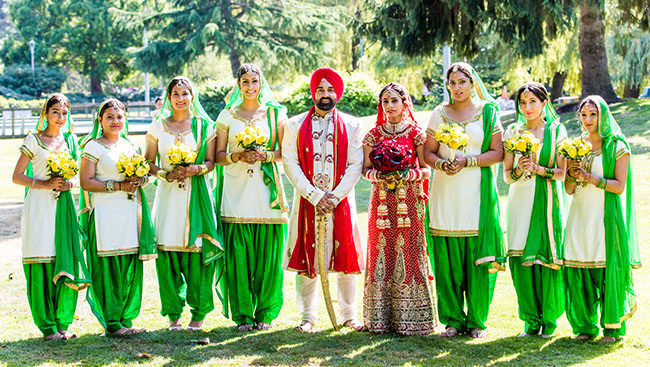 Wedding Story - Gagan and Gurp