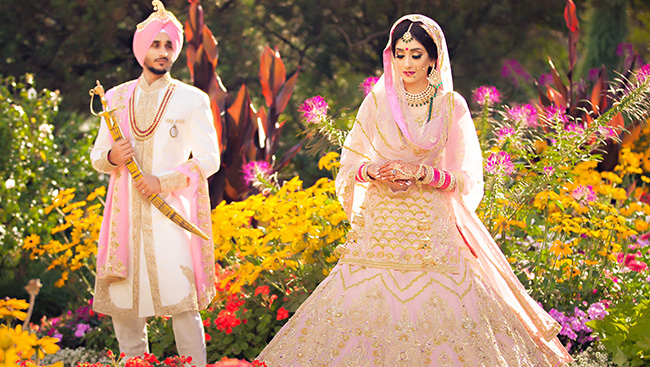 Wedding Story: Meena & Gagan