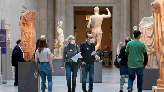 New York's Met Museum to open 5 days a week starting Aug. 29