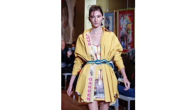 Milan Fashion: Marni avenges lockdown with global video