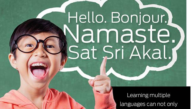 Hello. Bonjour. Namaste. Sat Sri Akal.