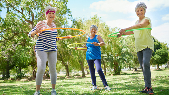 Staying Fit As You Age