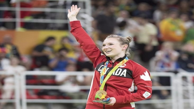 Canada participation rates of girls in sport still lag behind boys