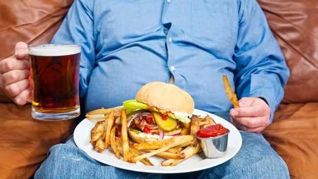 How to resist overeating