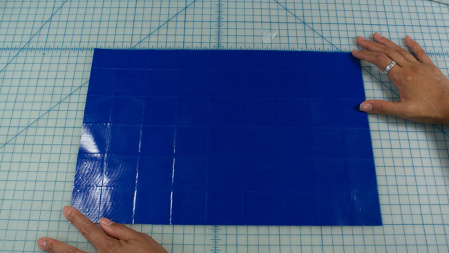Back to School Duct Tape Project: Pencil Case