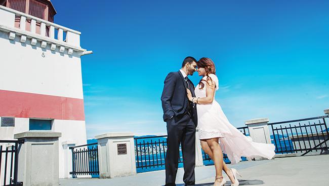 Wedding Story - Priscilla & Roy