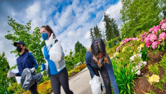 Surrey Encourages Residents to Try Plogging