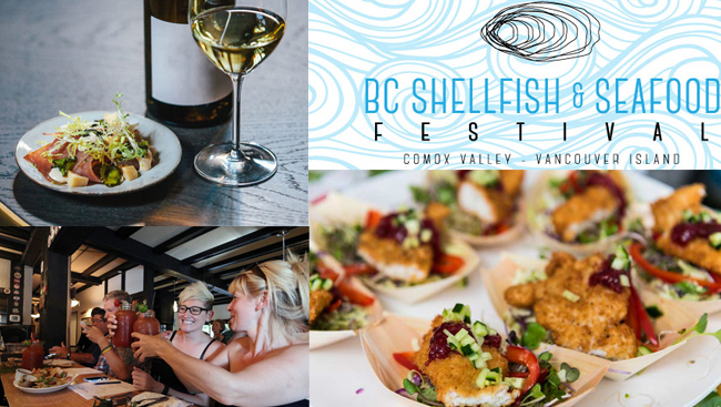 Top 5 events to attend at BC Shellfish & Seafood Festival