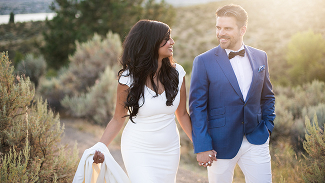 Wedding Story: John & Sonia