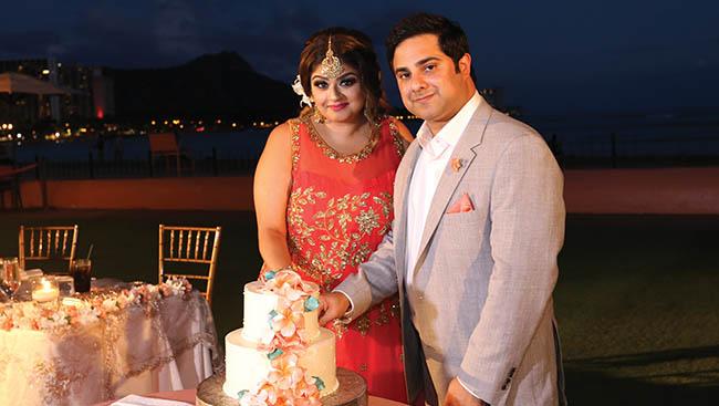 Wedding Story: Sonia & Ricky