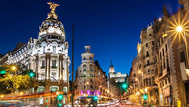 Bienvenido a España - PART 2