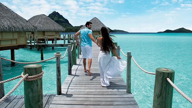 Sweet Surprises At Tahiti Islands