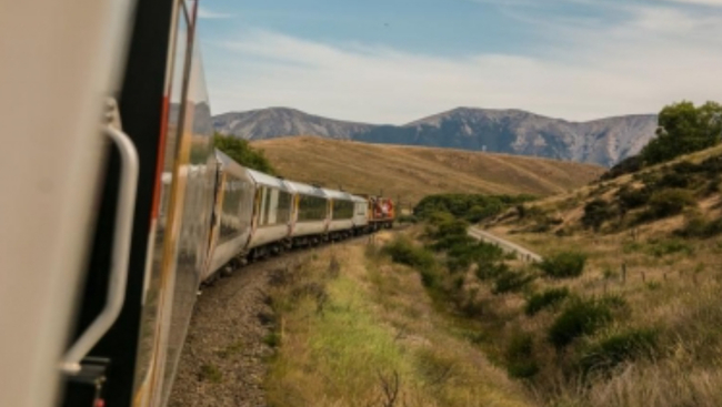 Five best train journeys within India