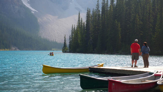 Seek Adventure In Canada's National Parks this Summer