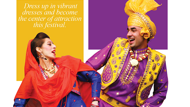 Go Traditional This Vaisakhi