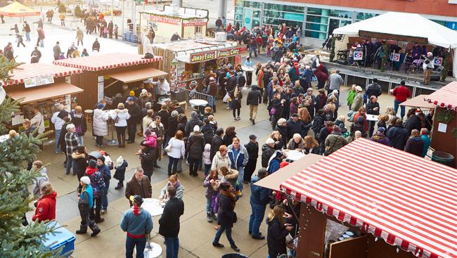 Exploring Waterloo's Food Boroughs