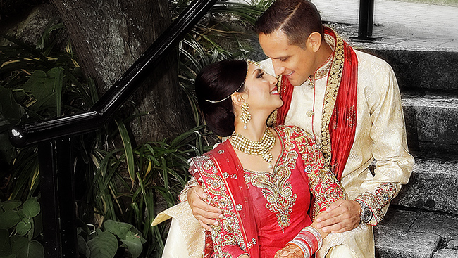 Wedding Story - Sheetal & Allan