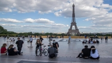 Eiffel Tower reopens; COVID passes required as of next week