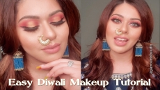 WATCH: Glamour Dolls Studio shows you how to set up your make up game this Diwali
