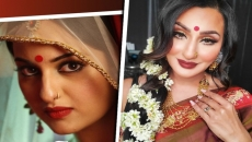 WATCH: Kiran Atwal of PristineAllureStudio is a glam goddess in her Diwali make up look