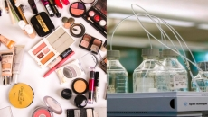 Some long-lasting makeup linked to toxins: study