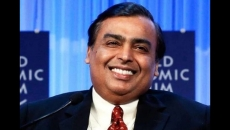 Indian Businessman Mukesh Ambani becomes richest person in the world at the number 7 spot leaving Warren Buffet behind