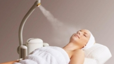 Steam your face for glowing skin