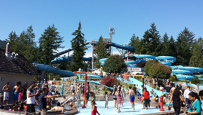 Beat the Heat: BC's Top Summer Spots
