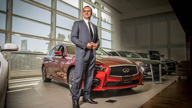 Moe Khan: Driving you to your dream car