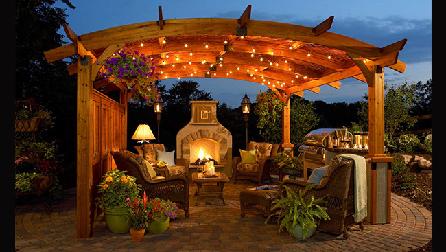 Entertaining Outdoors