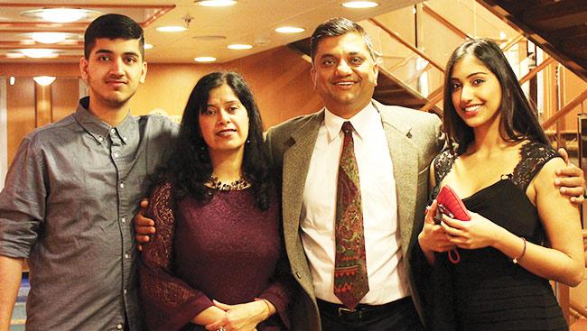 Meet the Chopra Family