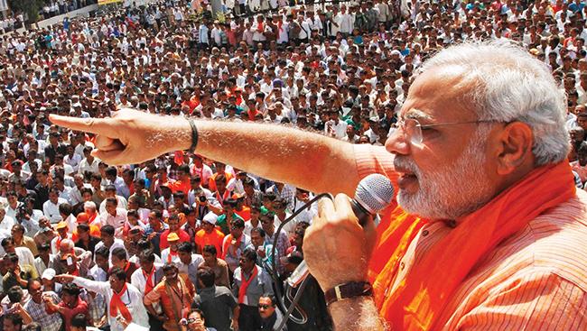 The cult of narendra modi