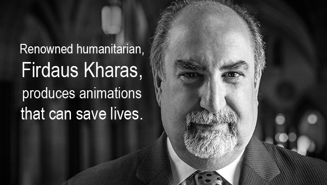 Firdaus Kharas : Activism Through Animation