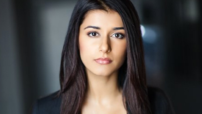 Sandy Sidhu: Acting's Newest 'It Girl'