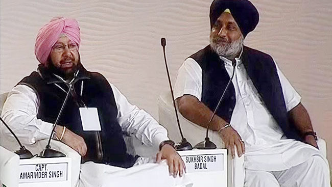 Amarinder Sends Copy Of Hitler's 'Mein Kampf' To Sukhbir To Help Him To Understand CAA Implications