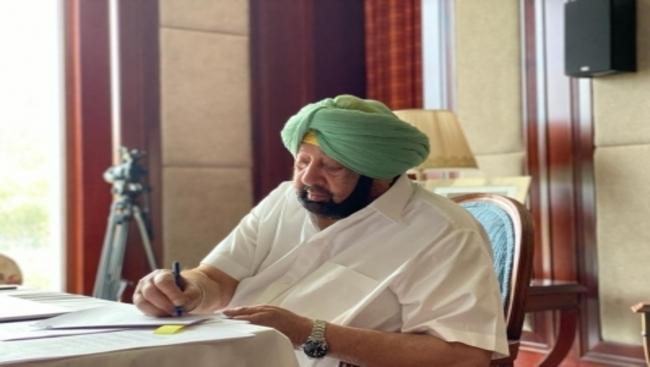 Start vaccination of teachers, students, says Punjab CM