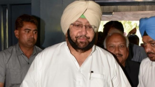 Punjab CM asks Modi to reopen Kartarpur Corridor