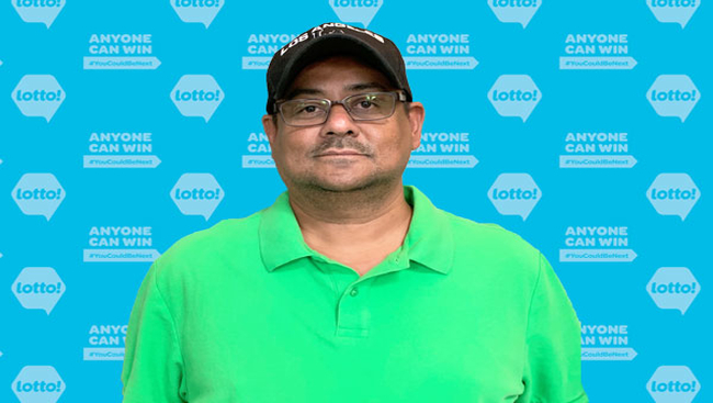 Kelowna man Amar Singh wins Guaranteed Prize of $1 million in Lotto 6/49 draw