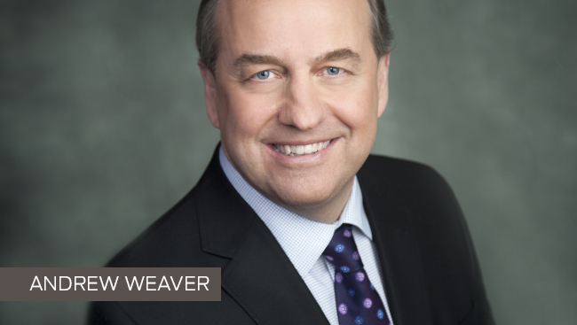 DARPAN's 10 with Andrew Weaver, leader of Green Party of BC