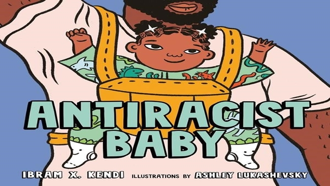 Top seller 'Antiracist Baby' to be released as picture book
