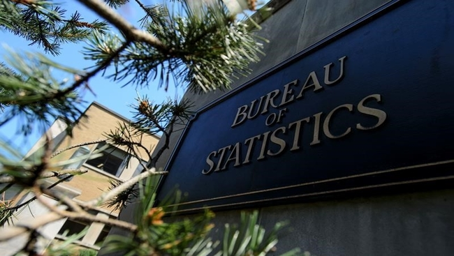 August inflation rate holds steady at 0.1%
